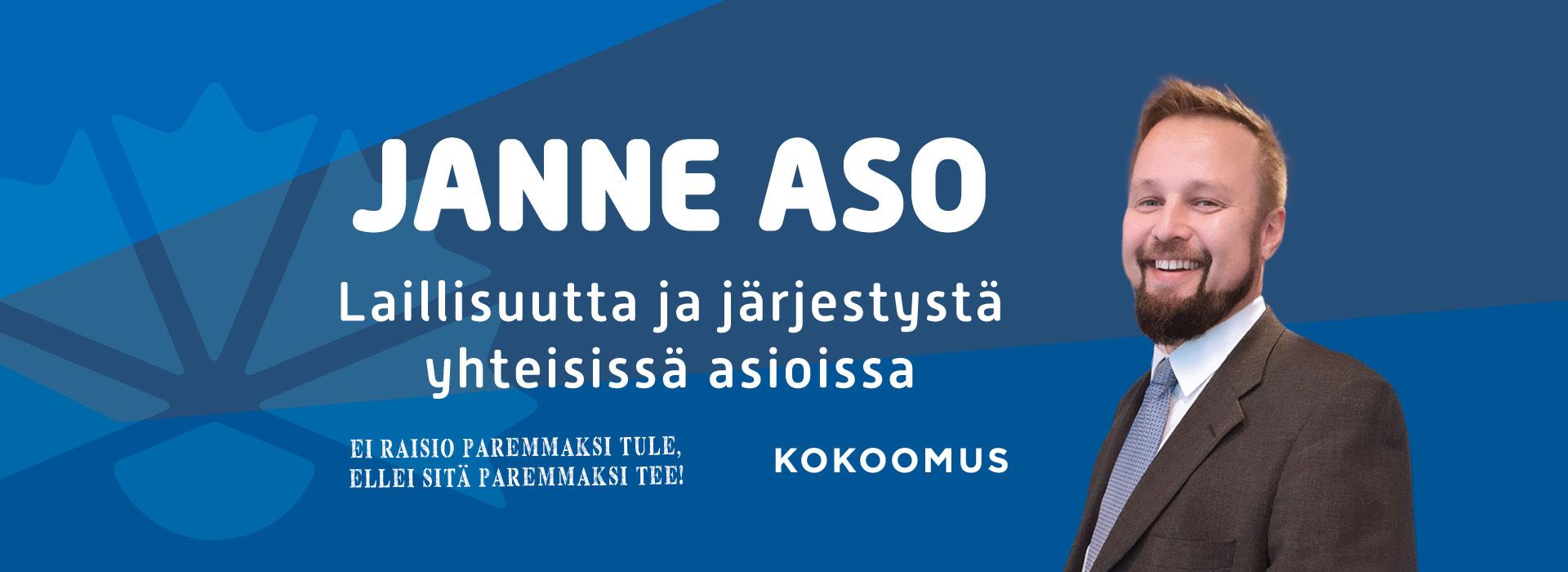 Janne Aso